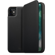xqisit Folio Plus for iPhone 11 black