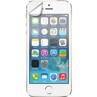 xqisit Screen Protector AS 2pc for IPHONE 5/ 5S/ 5C/ SE transparent