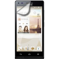 xqisit Screen Protector AS 3pc for Ascend P7 transparent