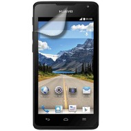 xqisit Screen Protector AS 3pc for Ascend Y530 transparent