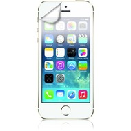 xqisit Screen Protector AS 3pc for IPHONE 5/ 5S/ 5C/ SE transparent