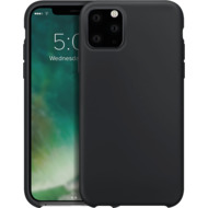 xqisit Silicone for iPhone 11 Pro Max black