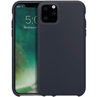xqisit Silicone for iPhone 11 Pro Max midnight blue