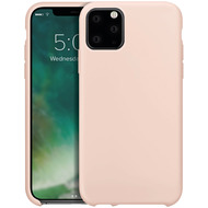 xqisit Silicone for iPhone 11 Pro Max nude