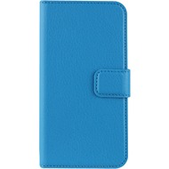 xqisit Slim Wallet for iPhone 5/ 5S/ SE blau