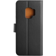 xqisit Slim Wallet Selection for Galaxy S9 black