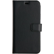 xqisit Slim Wallet Selection for iPhone 11 black