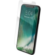 xqisit Tough Glass CF for iPhone 11 /  XR clear