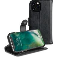 xqisit Wallet Case Eman for iPhone 11 Pro black