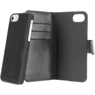 xqisit Wallet Case Eman for iPhone 6/ 6s/ 7 schwarz
