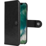 xqisit Wallet Case Eman for iPhone X black