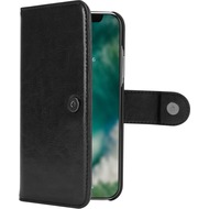 xqisit Wallet Case Eman for iPhone XS Max black