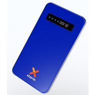 Xtorm Power Bank Elite 5.000, 5.000mAh, blau