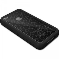 XtremeMac HardCase Microshield Tatu iPhone (4), schwarz