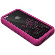 XtremeMac HardCase Microshield Tatu iPhone (4), pink