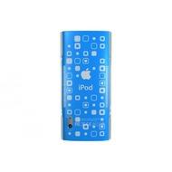 XtremeMac HardCase Microshield Tatu Squares iPod nano (5G), transparent