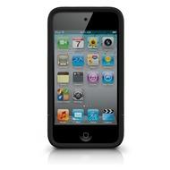 XtremeMac HardCase Microshield View iPod touch (4), schwarz
