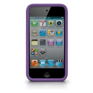 XtremeMac HardCase XtremeMac Microshield View Dragonfly iPod touch 4, Lila