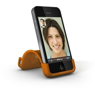 XtremeMac SoftCase Snap Stand iPhone (4/ 4S), orange