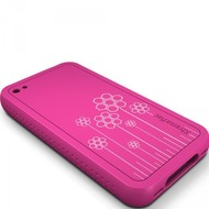 XtremeMac SoftCase Tuffwrap iPhone 4, pink