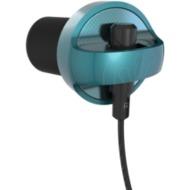 ZAGG Ifrogz Audio Carbide-Earbuds mit Mikrofon, BlauGrün