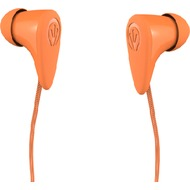 ZAGG ifrogz Audio Chromatix-Earbuds mit Mikrofon, Orange