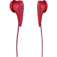 ZAGG ifrogz Audio Chromatix-Earbuds mit Mikrofon, Rot