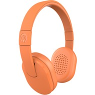 ZAGG ifrogz Audio Chromatix-Headphones mit Mikrofon, Orange
