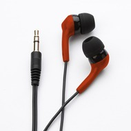 ZAGG ifrogz Audio Headset Ear Pollution Bolt Plus + Mic, Rot