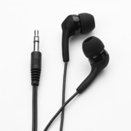 ZAGG ifrogz Audio Headset Ear Pollution Bolt Plus + Mic, Schwarz
