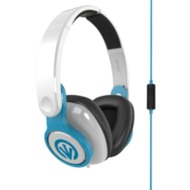 ZAGG ifrogz Audio InTone Over-Ear Kopfhörer, Blau