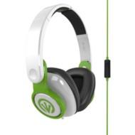 ZAGG ifrogz Audio InTone Over-Ear Kopfhörer, Grün