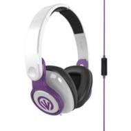 ZAGG ifrogz Audio InTone Over-Ear Kopfhörer, Lila
