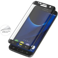 ZAGG invisibleSHIELD Contour Glass für Galaxy S7 edge, Clear