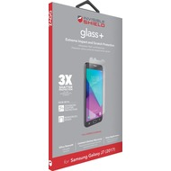 ZAGG InvisibleSHIELD GlassPlus Displayschutz f. Galaxy J7 2017