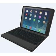 ZAGG Outdoor Folio Keyboard Case für Apple iPad Air, Schwarz