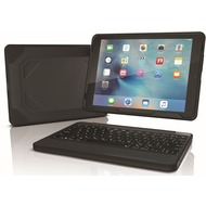 ZAGG Outdoor Folio Keyboard Case für iPad Pro 9.7 - schwarz