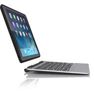 ZAGG Slim Book Case Keyboard für Apple iPad Pro, Schwarz