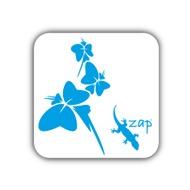 zap zapPad Basic Line, blau-weiß