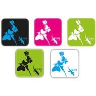 zap zapPad Basic Line Multicolor Pack (5 Stück)