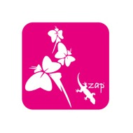 zap zapPad Basic Line, weiß-pink