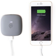 ZENS Portable Power Pack - 7800mAh - grau