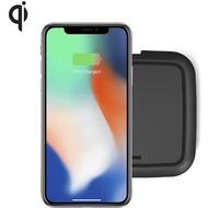 ZENS Single Wireless Charger 10W  Qi  schwarz