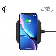 ZENS Single Wireless Charger 10W, Qi, schwarz, ZESC08BP/ 00
