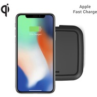 ZENS Single Wireless Charger 15W mit Netzteil (EU/ UK/ US) Qi schwarz