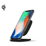 ZENS Ultra Fast Wireless Charger Stand 15W mit Netzteil (EU)  Qi  schwarz