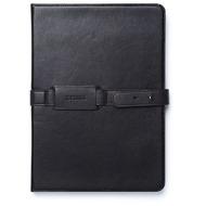 Zenus Masstige Belted Diary für iPad Air, black
