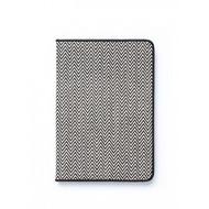 Zenus Masstige Herringbone Diary für Apple iPad mini Retina, black