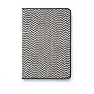 Zenus Masstige Herringbone Diary für iPad mini Retina, black