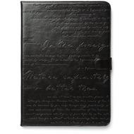 Zenus Masstige Lettering Diary für iPad Air, black